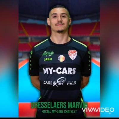 Marvin Dresselaers